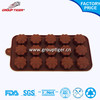 Whole sale food grade good silicone cake mold for danni chocolate models