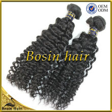 Hot sale!!!Top grade 6a Mongolian kindy Curly Hair