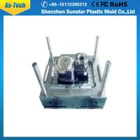 card reader atm skimmer mold atm bezel plastic msr plastic mold lock