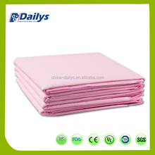 Bed use absorbent incontinence Nursing under pad