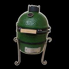 12 mini ceramic kamado charcoal tabletop bbq grill