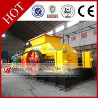HSM 2-50t/h coal coke limestone crushing famous roller crusher