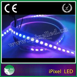 144 leds/m video led strip addressable digital led strip ws2812b