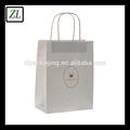 venta al por mayor diferentes tipos de bolsas de papel blanco