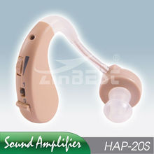 Behind The Ear hearing aid Personal Sound Amplifier Enhancer (HAP-20S)