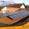 Home use off-grid 3kw solar power system