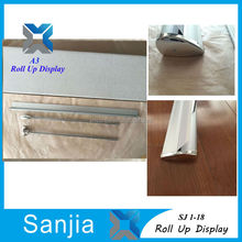 Newly desktop Mini Roll Up Banner Stand,Table Roll Up Screen(A3/A4)
