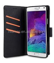 Newly design premium cover,advanced PU case,phone case for Samsung Galaxy note 4