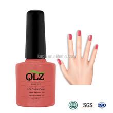 Qlz090 # QLZ productos de uñas de gel - agrietada esmalte de uñas - empapa 8 min