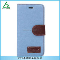 Wallet Mobile Phone Pocket For Apple iPhone 6 Retro Cowboy Leather Case