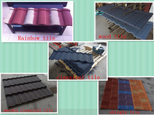 1340mm*420mm Stone Coated Roof Tiles/building Materials Roof Shingle