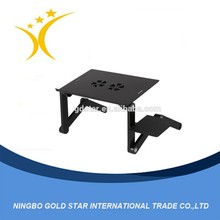 Portable laptop Aluminum desk