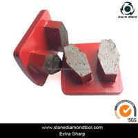 Redi Lock Medium Bond Grinding Disc/Diamond Tools for Concrete