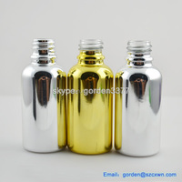 essential oil and Electronic Cigarettes glass dropper bottle with child proof cap seal from wholesalers china