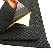 Acoustic Insulation Rubber Foam For Noise Reduction