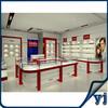 Eyeglasses Showcase, MDF Design Wood Glass Showcase