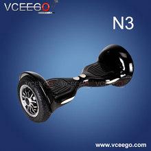 Classic, stylish, light-weight 2 wheel 5500w motor powered balance scooter with samsung/LG li battery