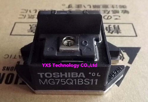 GTR module Silicon N channel IGBT MG75Q1BS11