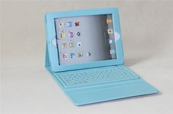 Hot selling Bluetooth Wireless Keyboardfor iPad mini , for ipad mini case with keyboard