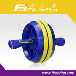 Feva Roller-2015 Hot sale Innovative Precise ABS Double Adjustable Abdominal Exercise Equipment AB Roller