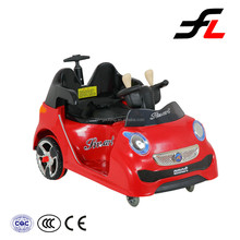 Good material well sale new design four electric car