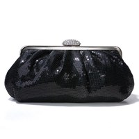 Sparking Bling Sequins Handbag Clutch Purse Evening Party Bags