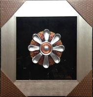 MY6060 ABC Polystyrene 3d Shadow Box Wall Art Wholesale