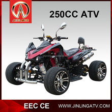 Water-Cooled 250cc SPY Racing ATV