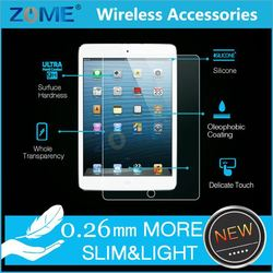 accessories For iPad Mini laptop tempered glass clear thin screen protector