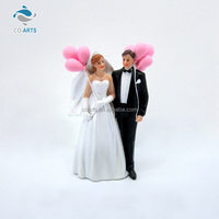 Best quality CO-ARTS CA-106140 resin craft wedding party decoration