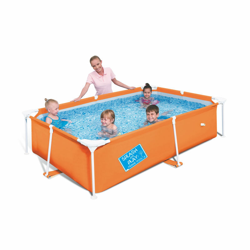 Portable swimming pools with frame for kids for Portable swimming pools for kids