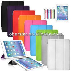 For Apple iPad mini Retina 2 Ultra Slim Magnetic Smart Cover Sleep Wake Leather Case