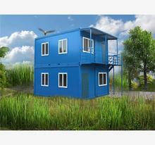 movable shipping store easy assembling container home
