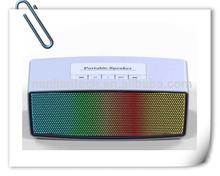 colorato 2015 più nuovo colore esterno speaker bluetooth