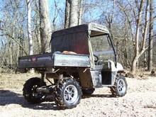 electric utv utility vehicle