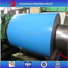 0.13-0.8mm Prepainted Galvanized Steel Coil in Philippines
