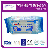 Best quality Thick & Strong baby wet tissue