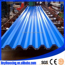 color coated galvanized steel roof tile Professional construction materials From China