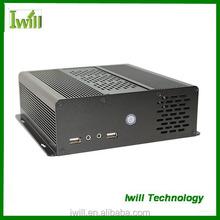 Iwill S100 pure aluminum mini-itx computer case