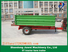 Professional manufacturer! agricultural trailer axle new farm trailer prices from Alibaba