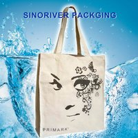 2015 hot sell printable canvas bags ,handmade canvas bag ,ECO-friendly canvas bag