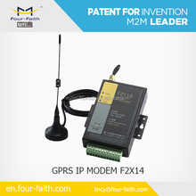 3g intelligent Modem with serial port & sim slot for LED display monitoring