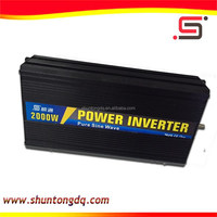 6v to 12v 120v-240v dc to ac pure sine wave string power used inverters