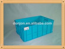 Cajón de plástico contenedor de molde, el volumen de negocios de plástico contenedor de molde