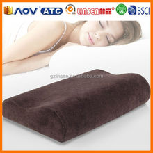 Hot comfortable Children PU slow recovery protection memory foam cushion