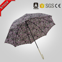 Most favourable promotion/gifts/advertising straight stock umbrella