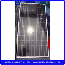 goods from china with good 200 watt mono solar panel price