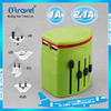 Promotional Universal 5V 2100ma USB Travel Home Charger for iPhone 6