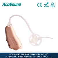 2015 Popular products mini BTE ear aids sound amplifier hearing aid