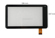High quality 7 inch for Tablet PC Capacitive Touch Screen HY TPC-51053 V1.0 touch panel digitizer